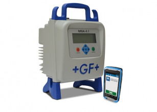 MSA 4.1 Electrofusion Unit with full traceability, GPS functions and wireless scanner