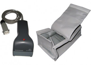 TM / GF CNC Barcode Scanner with pouch