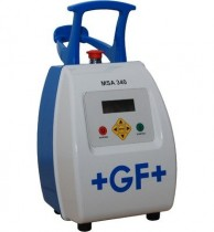 MSA 340 - 115 Volt Traceability Electrofusion unit with GPS function