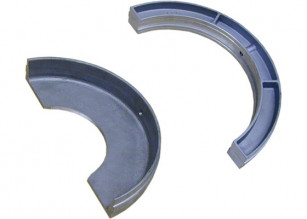 Reduction clamping inserts